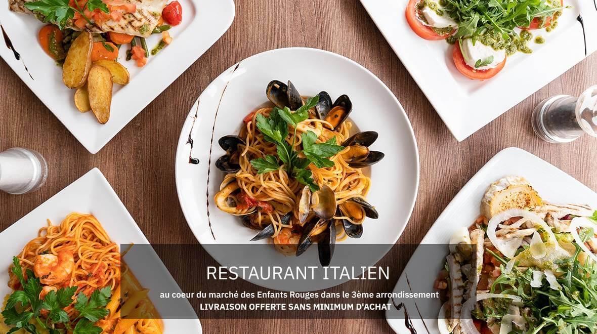 Mangiamo-Italiano - Restaurant italien